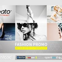 FASHION PROMO FREE DOWNLOAD – VIDEOHIVE PROJECT