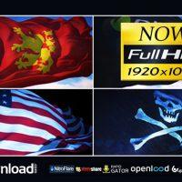 FLAG LOOP MAKER FREE VIDEOHIVE TEMPLATE