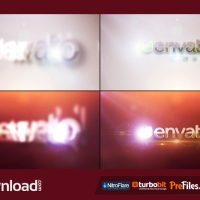 FLARES LOGO REVEAL (VIDEOHIVE PROJECT) FREE DOWNLOAD