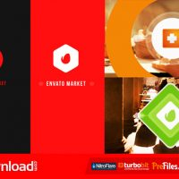 FLAT LOGO REVEAL (VIDEOHIVE PROJECT) FREE DOWNLOAD