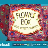 FLOWER BOX DISPLAY FREE DOWNLOAD – VIDEOHIVE PROJECT