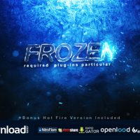 FROZEN REVEAL 9697348 FREE DOWNLOAD VIDEOHIVE TEMPLATE
