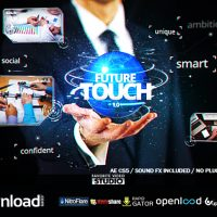 FUTURE TOUCH V1.0 (VIDEOHIVE PROJECT) FREE DOWNLOAD