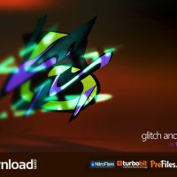 GLITCH AND CLEAN LOGO (VIDEOHIVE PROJECT) FREE DOWNLOAD