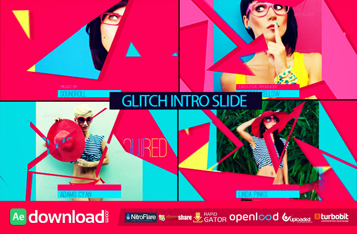Glitch free download (videohive template)