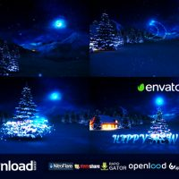 HAPPY NEW YEAR FREE DOWNLOAD VIDEOHIVE TEMPLATE