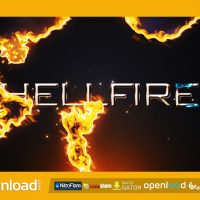HELLFIRE FREE DOWNLOAD| VIDEOHIVE TEMPLATE