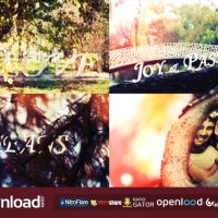 HOLLOW LOVE VIDEOHIVE TEMPLATE FREE DOWNLOAD