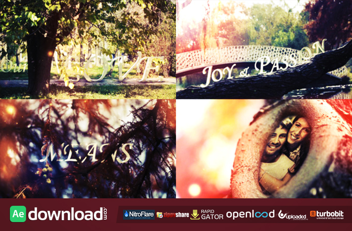 Hollow Love free download (videohive template)