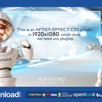 I ROBOT (VIDEOHIVE PROJECT) FREE DOWNLOAD