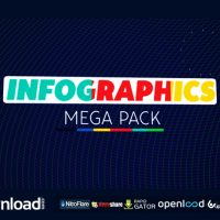 INFOGRAPHICS MEGA PACK VIDEOHIVE FREE TEMPLATE