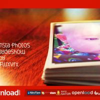 INSTA PHOTOS SLIDE SHOW FREE DOWNLOAD VIDEOHIVE TEMPLATE