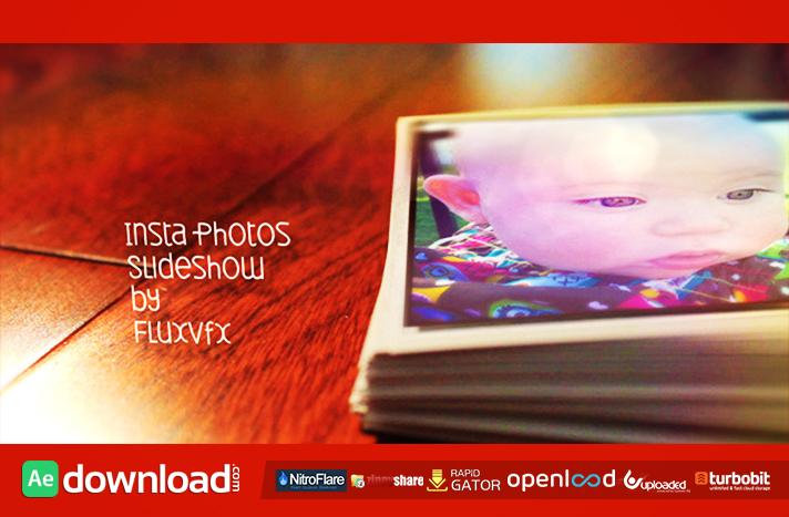 Insta Photos Slide Show