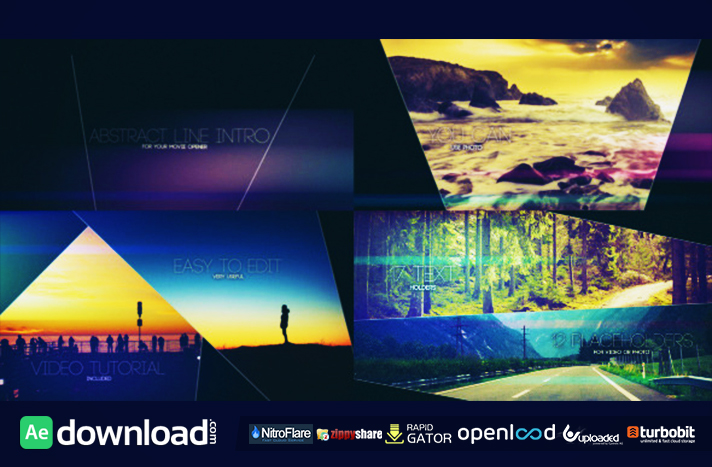 Intro - Opener free download (videohive template)