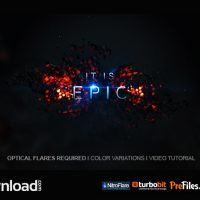 ISOLATION (VIDEOHIVE PROJECT) FREE DOWNLOAD