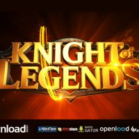 LEGENDS CINEMATIC LOGO REVEAL (VIDEOHIVE PROJECT) FREE DOWNLOAD