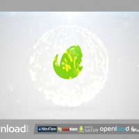 LIGHT REVEAL ( PARTICLE LOGO) FREE DOWNLOAD VIDEOHIVE TEMPLATE