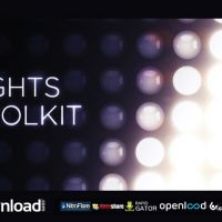ANIMATED LIGHTS KIT FREE DOWNLOAD VIDEOHIVE TEMPLATE