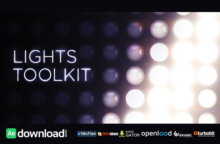Lights Toolkit free download (videohive template)