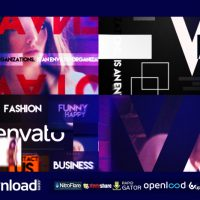 LOGO INTRO FREE DOWNLOAD| VIDEOHIVE TEMPLATE