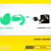 LOGO LIQUID REVEALER (VIDEOHIVE TEMPLATE) FREE DOWNLOAD