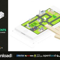 LOPO | ISOMETRIC EXPLAINER KIT (VIDEOHIVE PROJECT) FREE DOWNLOAD