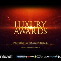 LUXURY AWARDS FREE DOWNLOAD VIDEOHIVE TEMPLATE