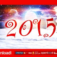MAGIC CHRISTMAS EVE VIDEOHIVE FREE TEMPLATE