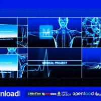 MEDICAL PROJECT – FREE VIDEOHIVE TEMPLATE