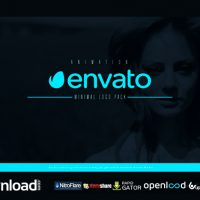 MINIMAL INTRO LOGO PACK (VIDEOHIVE PROJECT) FREE DOWNLOAD