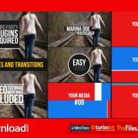 MINIMAL TITLES AND TRANSITIONS (VIDEOHIVE PROJECT) FREE DOWNLOAD