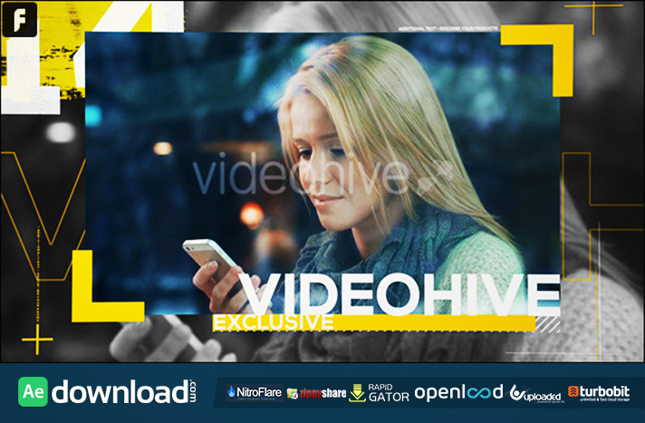 Modern Times free download (videohive template)
