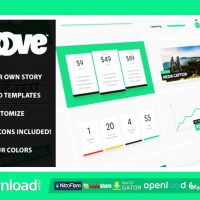 MOOVE – CORPORATE VIDEO TOOL FREE DOWNLOAD VIDEOHIVE TEMPLATE