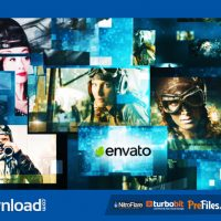 MOSAIC PHOTOS ADVENTURE (VIDEOHIVE PROJECT) FREE DOWNLOAD