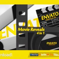 MOVIE REVEALS (VIDEOHIVE PROJECT) FREE DOWNLOAD