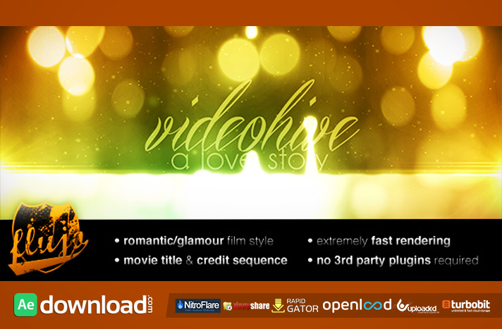 Movie Title free download (videohive template)