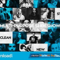MULTI-PURPOSE SLIDESHOW (VIDEOHIVE PROJECT) FREE DOWNLOAD