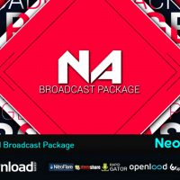 NEW SOLID BROADCAST PACKAGE (VIDEOHIVE PROJECT) FREE DOWNLOAD