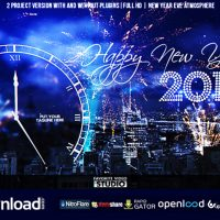 NEW YEAR EVE PARTY COUNTDOWN 2015 VIDEOHIVE TEMPLATE FREE DOWNLOAD