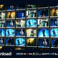 OLD TVS LOGO INTRO FREE VIDEOHIVE TEMPLATE