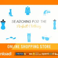 ONLINE SHOPPING STORE VIDEOHIVE TEMPLATE FREE DOWNLOAD