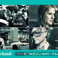PHOTO SOLID SHOW FREE DOWNLOAD VIDEOHIVE PROJECT