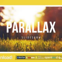 PARALLAX SCROLLING SLIDESHOW – FREE VIDEOHIVE TEMPLATE