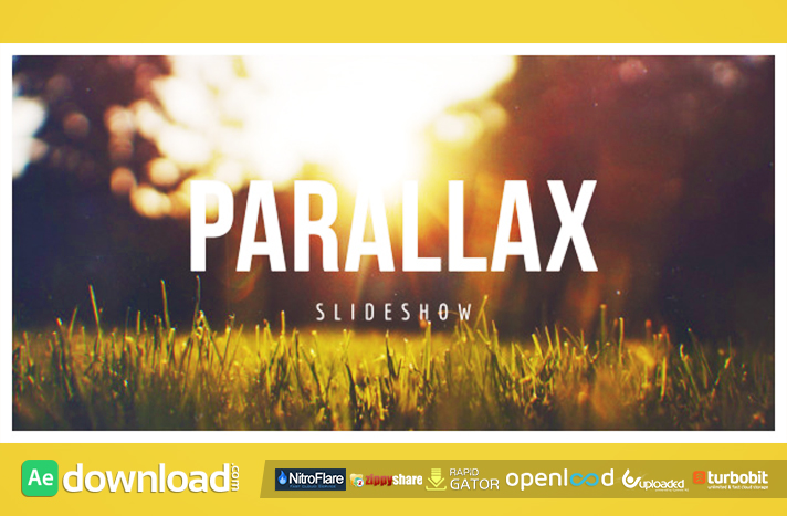 PARALLAX SCROLLING SLIDESHOW - FREE VIDEOHIVE TEMPLATE - Free ...