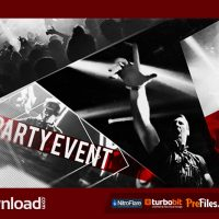 PARTY EVENT PROMO  (VIDEOHIVE PROJECT) FREE DOWNLOAD