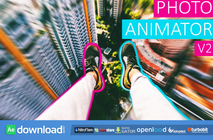 Photo Animator free download (videohive template)