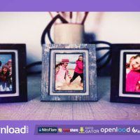 PHOTO FRAMES MEMORIES VIDEOHIVE PROJECT – FREE DOWNLOAD
