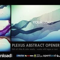 PLEXUS ABSTRACT OPENER (VIDEOHIVE PROJECT) FREE DOWNLOAD