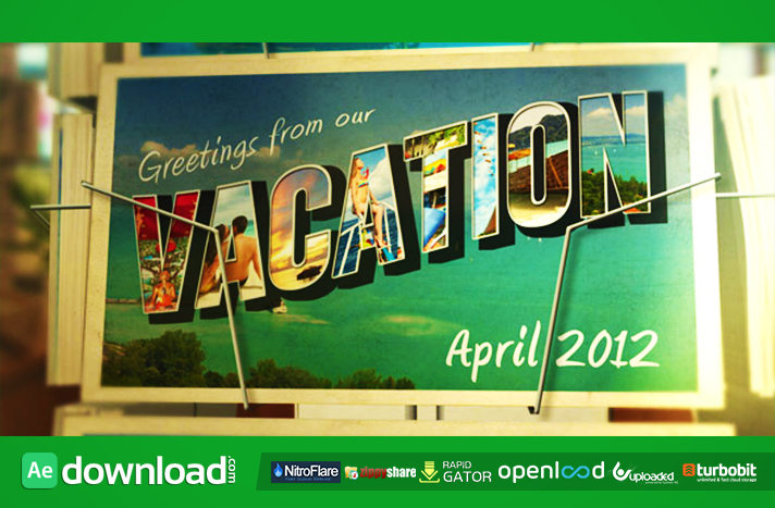 Postcard Vacation