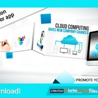 PROMOTION WEBSITE / APP (VIDEOHIVE PROJECT) FREE DOWNLOAD